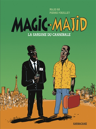 MAGIC MAJID
